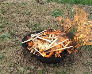 Best BioChar Kiln Let it Burn