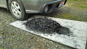 Best BioChar Kiln Car Smashing